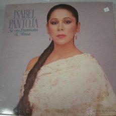 Discos de vinilo: MAGNIFICO LP DE - ISABEL - PANTOJA -. Lote 42950569
