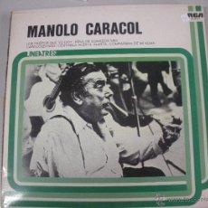 Discos de vinilo: MAGNIFICO LP DE - MAONOLO - CARACOL -. Lote 42950571