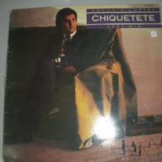 Discos de vinilo: MAGNIFICO LP DE - CHIQUETTE - ERES MIA -. Lote 42950572