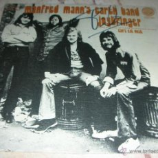 Discos de vinilo: MANFRED MANN'S EARTH BAND - JOYBRINGER - CAN'T EAT MEAT - SINGLE 1973. Lote 42950741