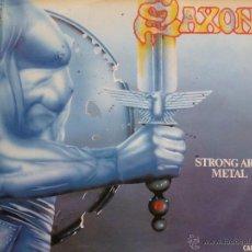 Discos de vinilo: SAXON,GREATEST HITS EDICION ESPAÑOLA DEL 84. Lote 42951137
