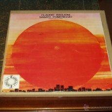 Discos de vinilo: CLAUDIO BAGLIONI LP SABADO POR LA TARDE EDICION ESPECIAL CLUB LIBRO. Lote 42953621