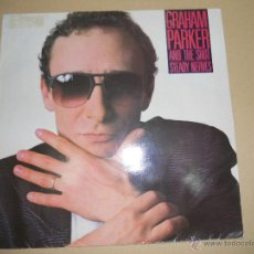 Discos de vinilo: GRAHAM PARKER & THE SHOT (LP) STEADY NERVES AÑO 1985 - EDICION PROMOCIONAL. Lote 42963310