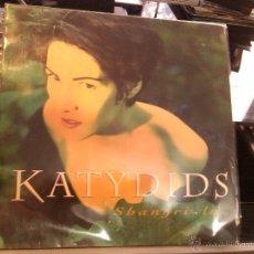 Discos de vinilo: KATYDIDS - SHANGRI-LA (LP, ALBUM)1991. Lote 42963634