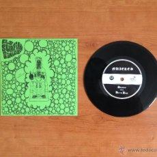 Discos de vinil: MUJERES + ELS SURFIN SIRLES - EIX TRANSVERSAL (SONES / BANKROBBER 2010) (MP3 ANUNCI). Lote 42970514