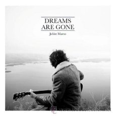 Discos de vinilo: JULIAN MAESO - DREAMS ARE GONE - LP - SONY 2012 - RARO. Lote 51239371