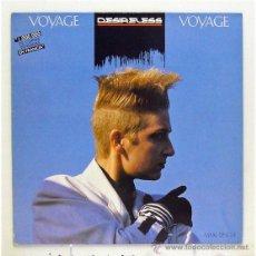 Discos de vinilo: DESIRELESS - 'VOYAGE' (MAXI SINGLE VINILO) - PEDIDO MÍNIMO 8€. Lote 55265798