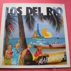 Discos de vinilo: LOS DEL RIO MAXI QUE SERA LO QUE TIENE LA RUMBA + RECORDANDO A LOS PAYOS PEPETO. Lote 42993390