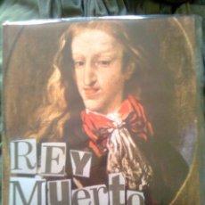 Discos de vinilo: REY MUERTO - VIVA EL... (EP 5 TEMAS, DISCOS REGRESIVOS, 2008) - YA ESCASO. ESKORBUTO, LA UVI. Lote 42994206