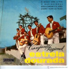 Discos de vinilo: CONJUNTO REGIONAL ESTRELA DOURADA. Lote 42997336
