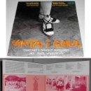 Discos de vinilo: CANTA I BALLA / CANÇONS I DANSES DEL PAÍS VALENCIÀ. VOLS. 1 Y 2 - CARPETA DOBLE - 1ª EDICIÓN DE 1979. Lote 51647926