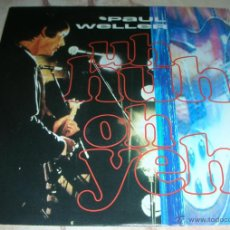 Discos de vinilo: PAUL WELLER - UH HUH OH YEH - FLY ON THE WALL - SINGLE MADE IN GERMANY - 1992. Lote 42999946