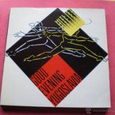 Discos de vinilo: LP - HITLIST - GOOD EVENING YUGOSLAVIA - ,VIRGIN RECORDS 1988 CON ENCARTES PEPETO. Lote 43005013
