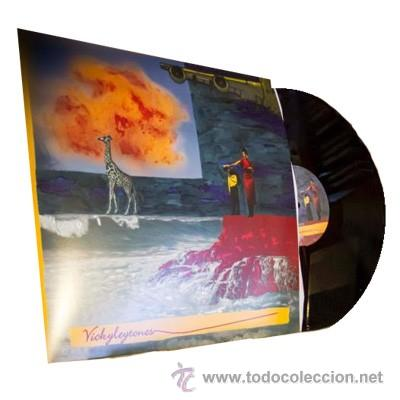 VICKYLEYTONES- VICKYLEYTONES (LP) . ROCK&ROLL PUB ROCK INMATES DR FEELGOOD LOS CHICOS (Música - Discos - LP Vinilo - Grupos Españoles de los 90 a la actualidad)