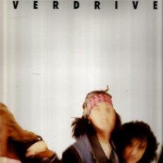 Discos de vinilo: LP OVERDRIVE : OVERDRIVE IT ( BANDA DE METAL ESPAÑOL ) . Lote 43023547