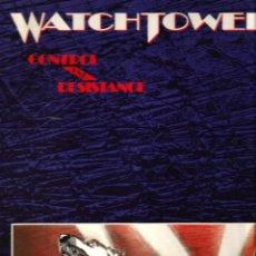 Discos de vinilo: LP WATCH TOWER : CONTROL AND RESISTANCE ( TRASH METAL AMERICANO) . Lote 43023656