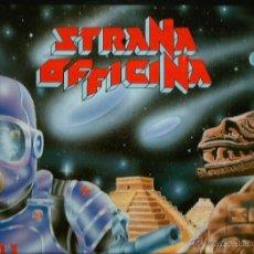 Discos de vinilo: LP STRANA OFFICINA : RITUAL ( HEAVY METAL ITALIANO ) . Lote 43023710