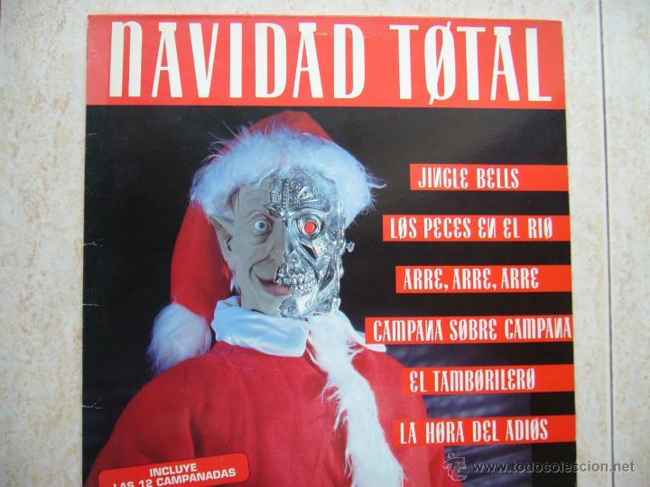 NAVIDAD TOTAL (Música - Discos - LP Vinilo - Techno, Trance y House)