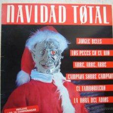 Discos de vinilo: NAVIDAD TOTAL . Lote 43024517