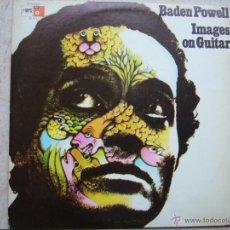 Discos de vinilo: BADEN POWELL - IMAGES ON GUITAR. Lote 43024598