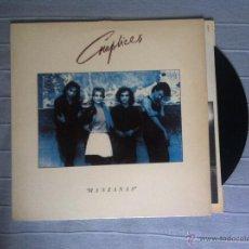 Discos de vinilo: LP COMPLICES-MANZANAS. Lote 43027006