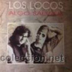 Discos de vinilo: LOS LOCOS ALGO SALVAJE (EL COHETE 1991). Lote 43027012