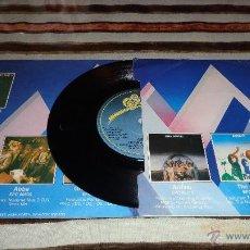 Discos de vinilo: SINGLE VINILO PROMO - ABBA - I HAVE A DREAM - TAKE A CHANCE ON ME - SOUVENIR EDITION. Lote 43030435