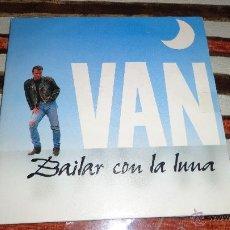 Discos de vinilo: SINGLE VINILO PROMO - IVAN - BAILAR CON LA LUNA - MENTA Y CARMIN. Lote 43030644