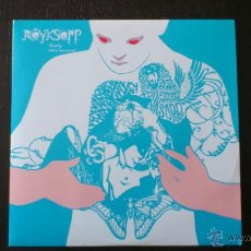 Discos de vinilo: ROYKSOPP - ONLY THIS MOMENT - EP - SINGLE VINILO 7 - 2 TRACKS - 2005 - VIRGIN. Lote 43030744