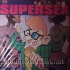 Discos de vinilo: KACTUS JACK SUPERSEX (WACO 1995). Lote 43036248