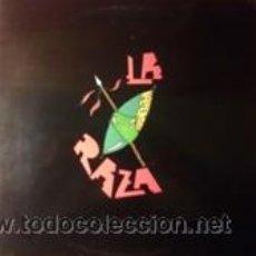 Discos de vinilo: LA RAZA (MAXI-SINGLE) (S.F.A.1987). Lote 43036310