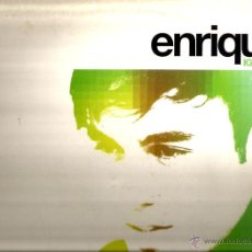 Discos de vinilo: MAXI ENRIQUE IGLESIAS : LOVE TO SEE YOU CRY . Lote 43037389