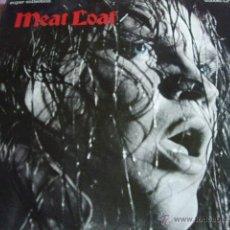 Discos de vinilo: MEAT LOAF--DOBLE LP. Lote 43038703