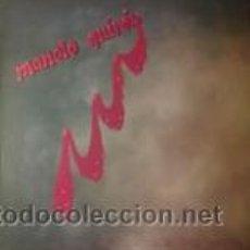 Discos de vinilo: MANOLO QUIROS EN UN PAÍS DEL NORTE (S.F.A. 1986). Lote 43041654