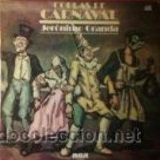 Discos de vinilo: JERONIMO GRANDA COPLAS DE CARNAVAL (R.C.A. 1978). Lote 43041748