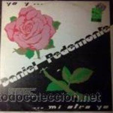 Discos de vinilo: DANIEL PEDEMONTE YO Y...MI OTRO YO (S.F.A. 1982). Lote 43041839