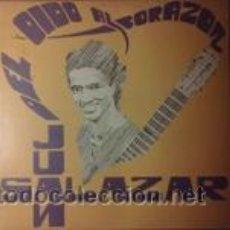 Discos de vinilo: JUAN SALAZAR DEL ODIO AL CORAZÓN (S.F.A.1983). Lote 43042569