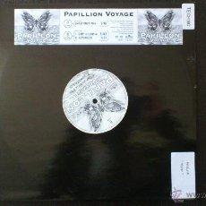 Discos de vinilo: PAPILLON VOYAGE - MAXI SINGLE VINILO - BMG BERLIN - 1997. Lote 43043600