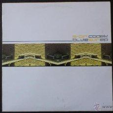 Discos de vinilo: S-PIN CODEK - BLUE SUN EP - MAXI SINGLE VINILO 12 - NEW RECORDS - 2003. Lote 43043666