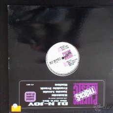 Discos de vinilo: DJ N-JOY - THE DJS LIST - LIMITED DOUBLE DJ PACK - DOBLE VINILO - PURPLE MUSIC. Lote 43043743
