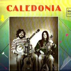 Discos de vinilo: LP DAN ROBERTS & DOUGIE MACLEAN : CALEDONIA . Lote 43043947
