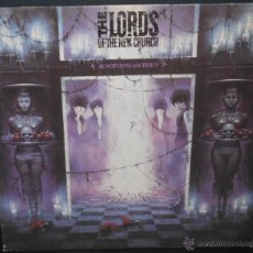 Discos de vinilo: THE LORDS OF THE NEW CHURCH - IS NOTHING SACRED? (ESPAÑA-1983) VER FOTO ADICIONAL. Lote 43045643