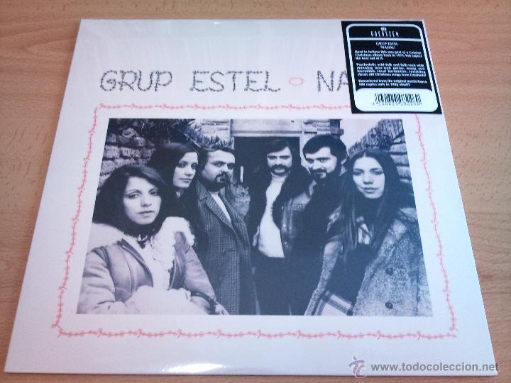 GRUP ESTEL - NADAL ( MINI LP REEDICIÓN ) 70S SPANISH FOLK ROCK Y PSICODÉLICO (Música - Discos - LP Vinilo - Grupos Españoles de los 70 y 80)