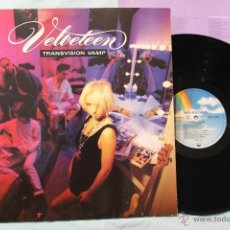 Discos de vinilo: VELVETEEN TRANSVISION VAMP MAXI VINYL GERMANY 1989. Lote 43050381