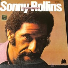 Discos de vinilo: LP - SONNY ROLLINS **THE FREEDOM SUITE PLUS *** 1974 MARFER**** REMASTERIZADO EN 1973 MILESTONE*****. Lote 43050834