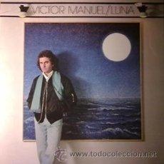 Discos de vinilo: VICTOR MANUEL LUNA (CBS 1980). Lote 43051373