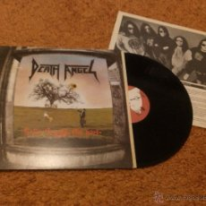 Discos de vinilo: DEATH ANGEL - FROLIC THROUGH THE PARK (LP). Lote 43052829