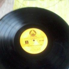 Discos de vinilo: LOS MEJORES PASODOBLES SIN LA CARATULA. AUDIOMASTERS. Lote 43055988