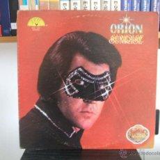 Discos de vinilo: ORION - SUNRISE / SUN 1017 / LP 33 RPM / COLLECTOR'S LIMITED EDITION / GOLD VINYL. Lote 43056911