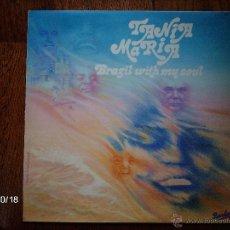 Discos de vinilo: TANIA MARIA - BRAZIL WITH MY SOUL . Lote 43057227